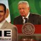 """López Obrador manda """"al carajo"""" a Lorenzo Córdova, dice que si al presidente del INE no le gusta que haga denuncias electorales, pues """"es su problema""""."""