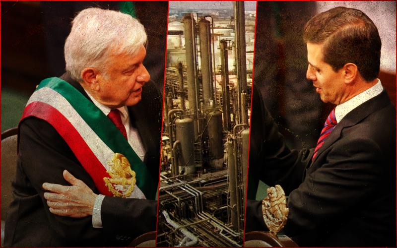 La nostalgia presidencial parece darle la razón a Enrique Peña Nieto, quien también planteó al petróleo como un gran negocio…