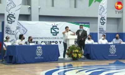 Juan José Arellano ARHE invierte en la educación de Mazatlán