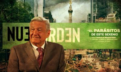 """Como la película de El nuevo Orden, López Obrador se lanza sistemáticamente contra la clase media. """"no tienen escrúpulos, apoyan la transa""""."""