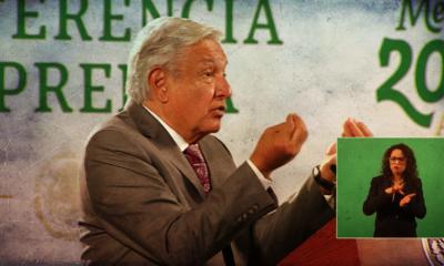"""Para López Obrador, la investigación del NYT que coloca a Marcelo Ebrard como responsable del """"accidente de la Línea 12"""" no es tan """"trascendente""""."""