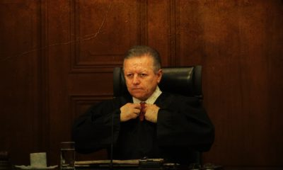 """Arturo Zaldívar anuncia la """"Consulta Zaldívar"""" sobre ampliación de su mandato"""
