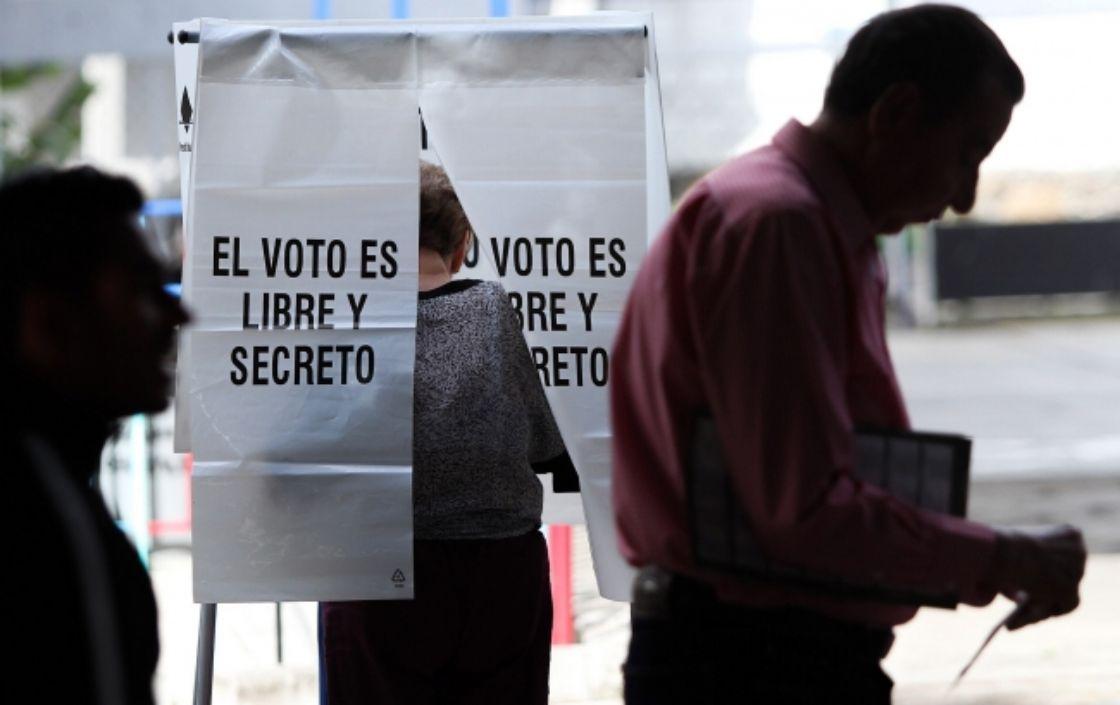 Hoy, millones de mexicanos definiremos civilizadamente y por la vía del sufragio el rumbo de nuestra Nación.